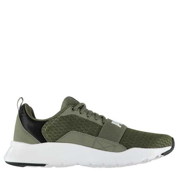 mens puma trainers